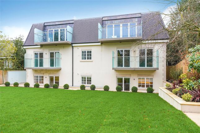 Thumbnail Flat for sale in St George's Heights, 4 Claremont Lane, Esher