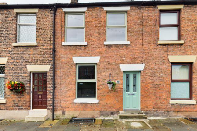 3 bed terraced house for sale in Church Terrace, Higher Walton, Preston PR5