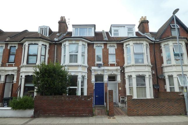 Thumbnail Property to rent in Waverley Road, Southsea, Hants