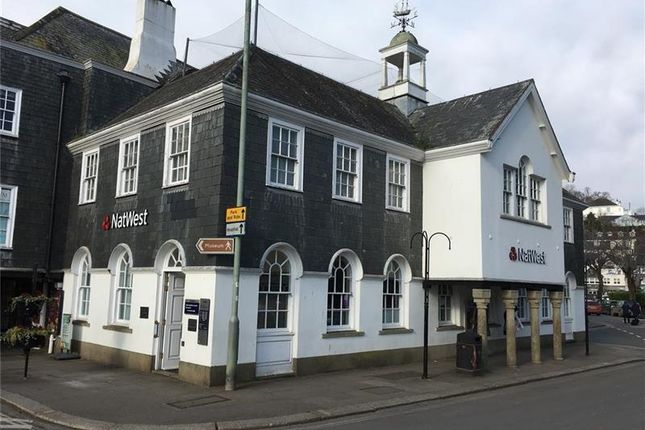 Thumbnail Retail premises for sale in 2, Duke Street, Dartmouth, Devon, UK