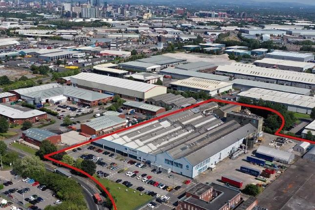 Industrial for sale in Tenmat, Ashburton Road West, Trafford Park, Manchester