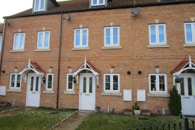 Thumbnail Town house to rent in Roebuck Chase, Wath-Upon-Dearne
