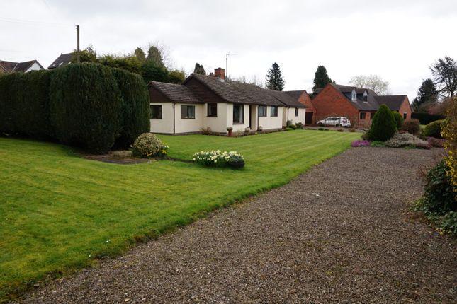 Thumbnail Detached bungalow for sale in Aston Munslow, Craven Arms