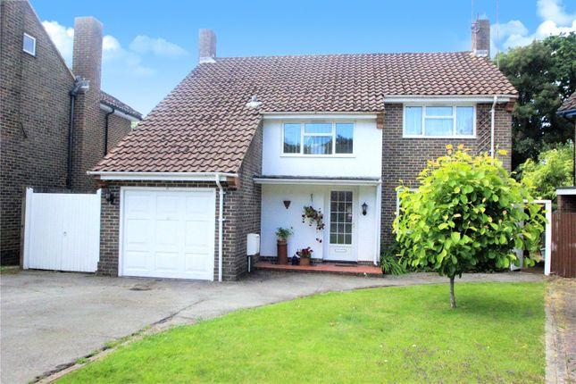 Thumbnail Detached house for sale in Orde Close, Crawley