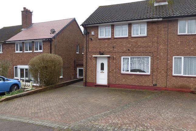 Semi-detached house for sale in Greenslade Croft, Northfield, Birmingham