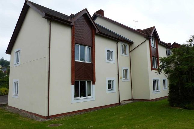 Thumbnail Flat for sale in Garden City Way, Chepstow