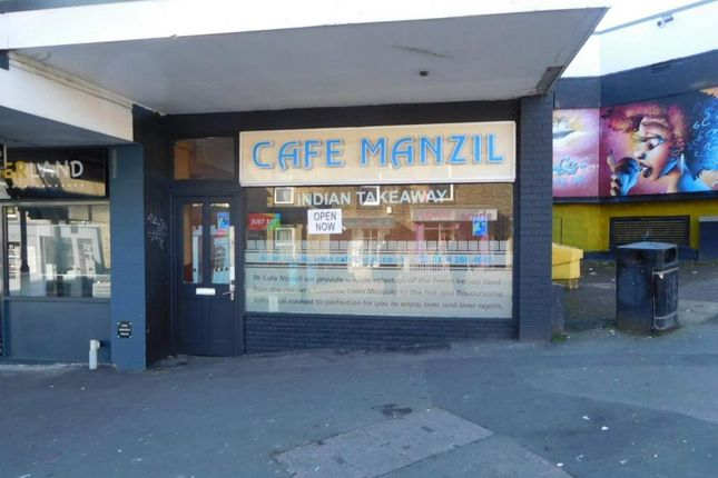Thumbnail Restaurant/cafe to let in 11 Crookes Road, Sheffield