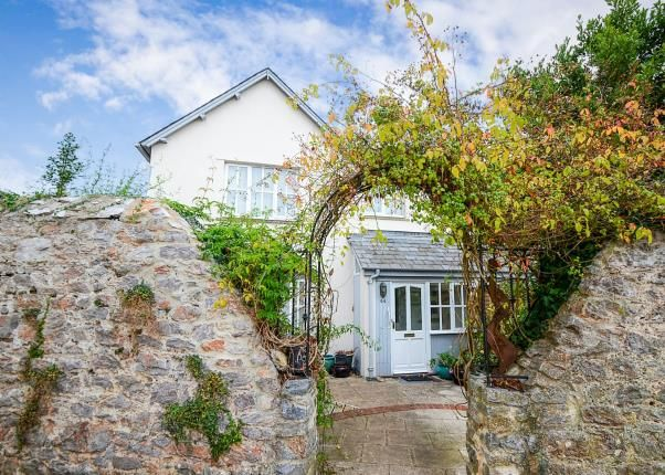 Thumbnail Semi-detached house for sale in Priory Road, Newton Abbot, Devon