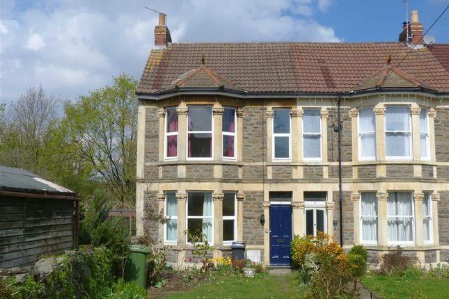 Thumbnail Semi-detached house to rent in Church Road, Hanham, Bristol
