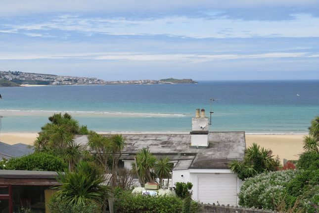 Thumbnail End terrace house for sale in Riviere Towans, Phillack, Hayle, Cornwall.