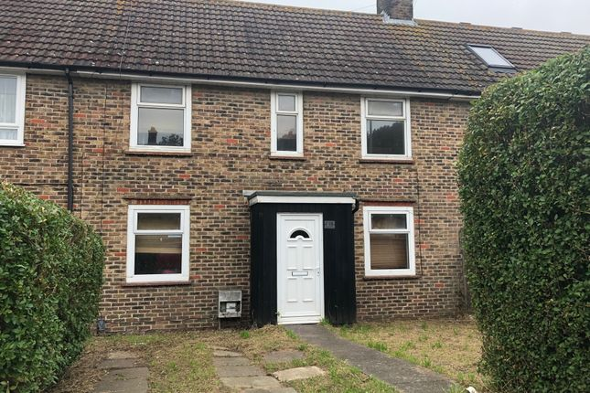 Thumbnail Semi-detached house to rent in Newick Road, Brighton