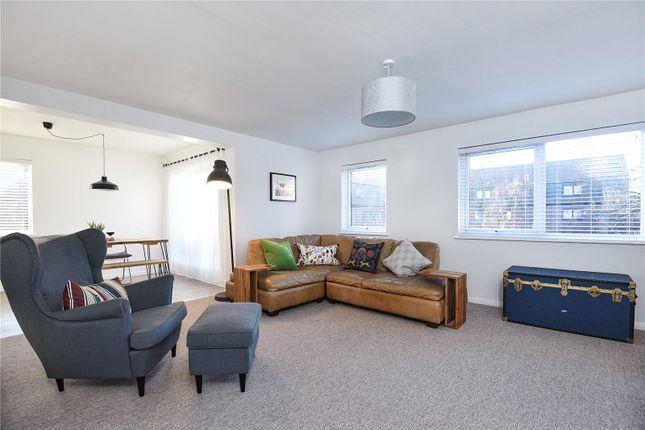 2 bed flat for sale in Merchants Court, Rownham Mead, Bristol, Somerset
