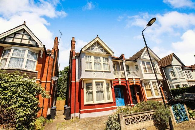 Thumbnail Semi-detached house for sale in Selborne Road, London