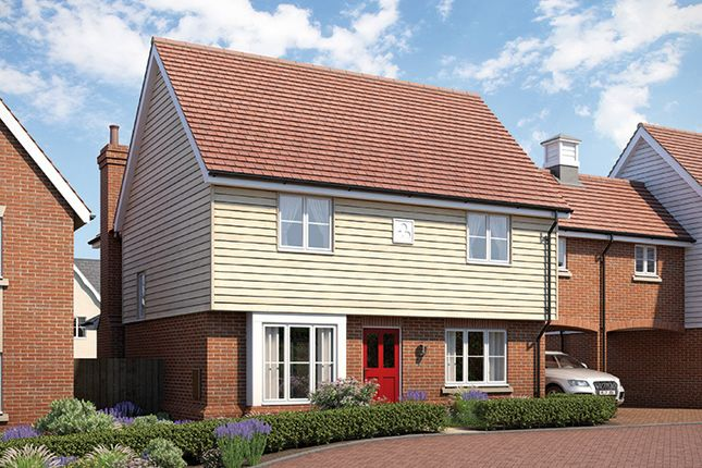 "Thumbnail Property for sale in ""The Hadleigh"" at Church Road, Stansted"