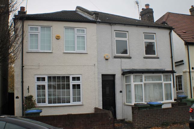 Thumbnail Semi-detached house to rent in Lannoy Road, London
