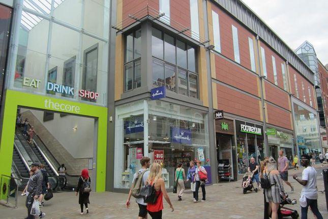 Thumbnail Retail premises to let in Su 1.3 The Core, Lands Lane, Leeds