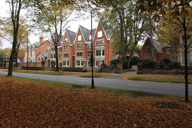 Thumbnail Flat for sale in Bristol Road, Edgbaston, Birmingham