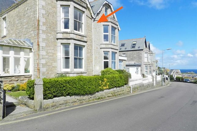 Semi-detached house for sale in Talland Road, St. Ives