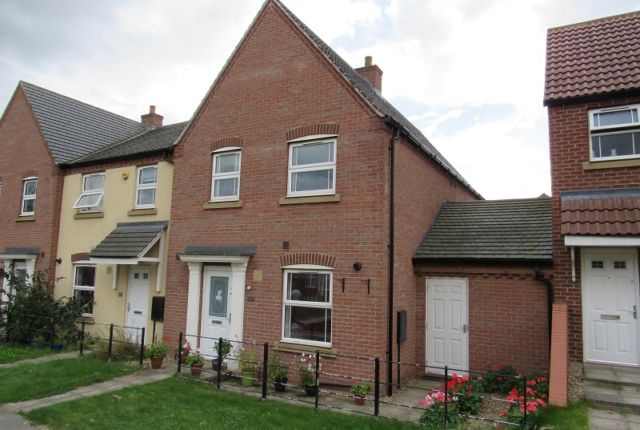 Thumbnail Link-detached house to rent in Ploughmans Walk, Lincoln