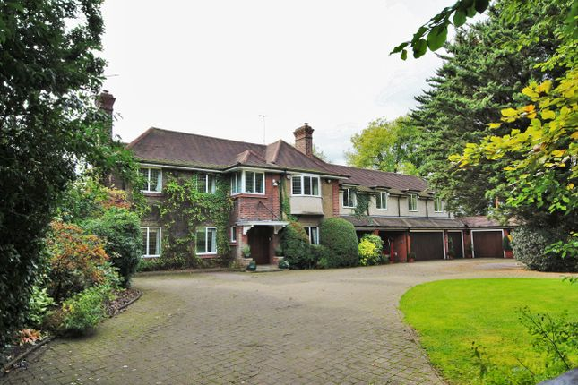 Thumbnail Detached house for sale in Chalk Dell House, Rickmansworth, Hertfordshire