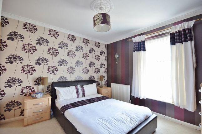 Master Bedroom of Ross View, Main Road, High Harrington, Workington CA14