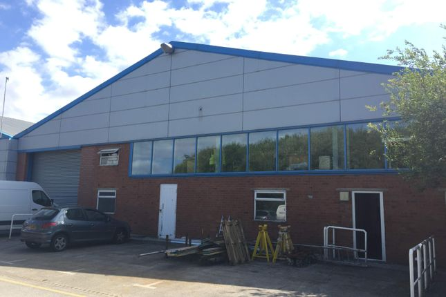 Thumbnail Commercial property to let in Preliminary Announcement, Aviation Park, Flint Road, Chester