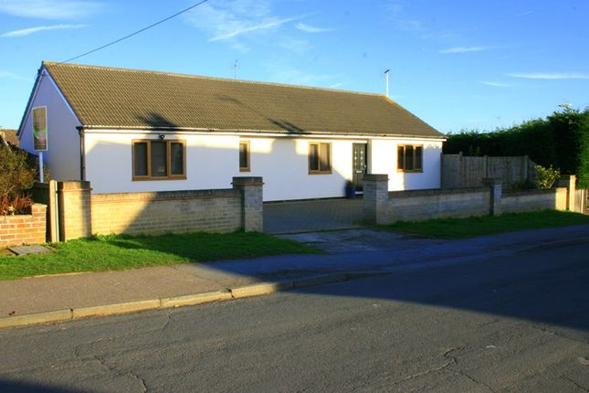 Thumbnail Detached bungalow for sale in The Street, Weeley, Clacton-On-Sea
