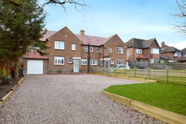 Thumbnail Semi-detached house for sale in Burley Hill, Allestree Park, Derby