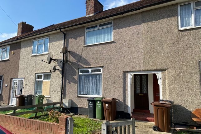 2 bed terraced house to rent in Grafton Road, Dagenham, Essex RM8