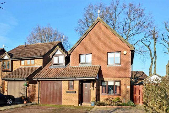 Thumbnail Detached house for sale in Carlton Tye, Langshott, Horley, Surrey