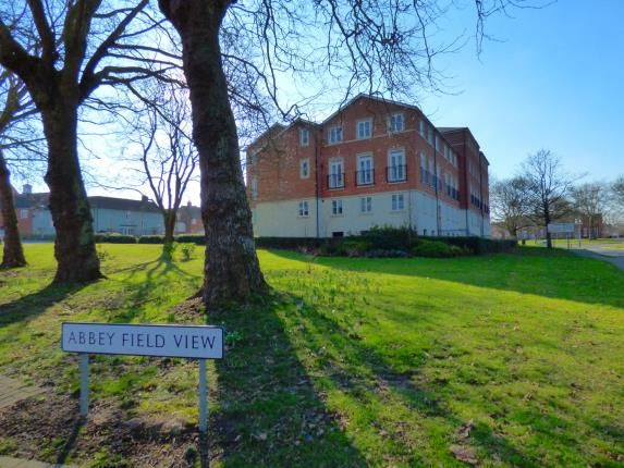 Thumbnail Flat for sale in Circular Road South, Colchester, Essex