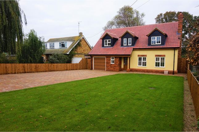 Thumbnail Detached house for sale in Oakmead Road, St Osyth