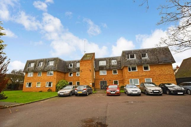 Thumbnail Flat for sale in Manor Lodge, Manor Drive, Kempston