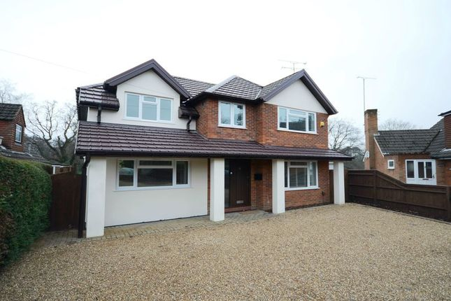 4 bed detached house to rent in Watchetts Lake Close, Camberley