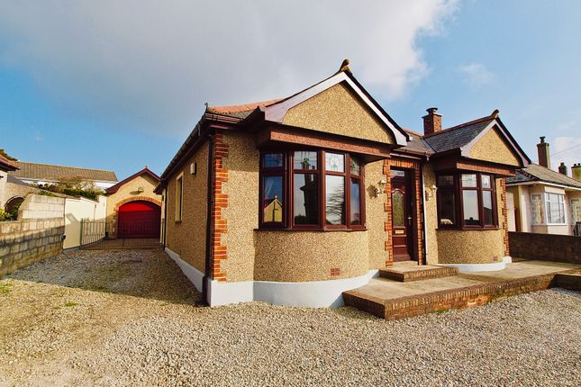 Thumbnail Detached bungalow for sale in Barripper Road, Camborne