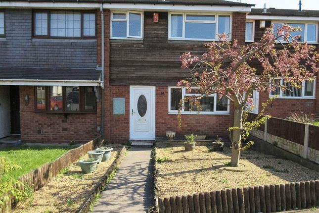 Thumbnail Terraced house for sale in Alwynn Walk, Erdington, Birmingham