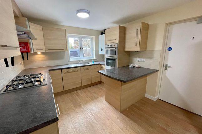 Thumbnail Property to rent in Rothersthorpe, Giffard Park, Milton Keynes