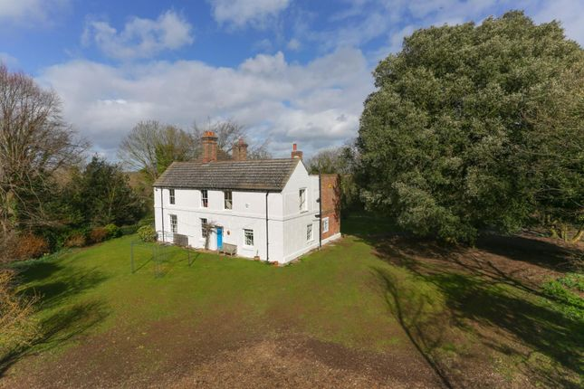 Thumbnail Detached house for sale in Old Park, Canterbury