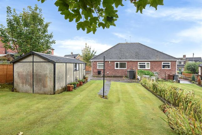 Thumbnail Bungalow for sale in Newlands Avenue, Yeadon, Leeds
