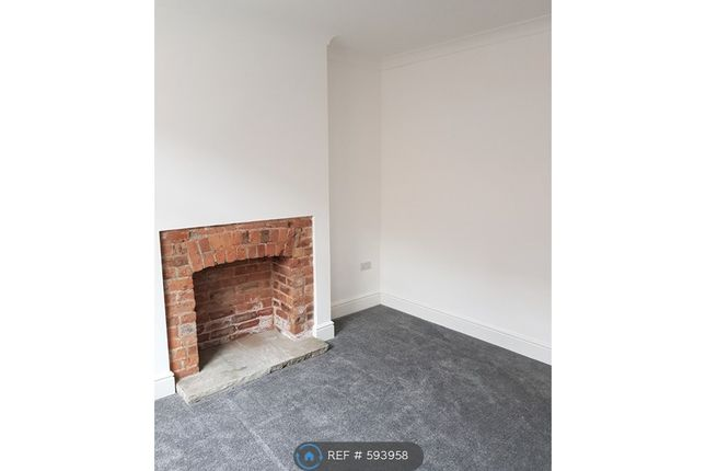 Terraced house in  New Hall Road  Chesterfield  Hackney