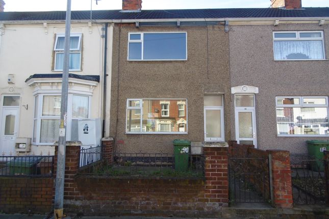 Thumbnail Terraced house for sale in Patrick Street, Grimsby
