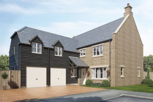 Thumbnail Detached house for sale in Plot 15 West Farm, Fulwell Lane, Faulkland, Somerset