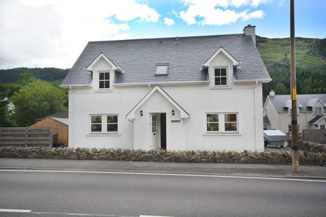 Thumbnail Detached house to rent in An Acail, Strathyre, Callander