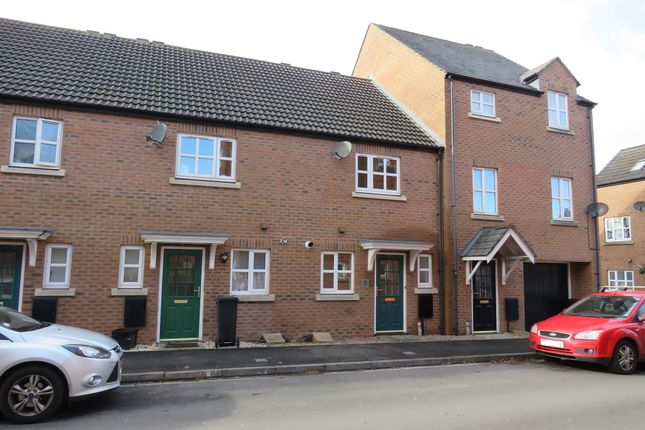 Thumbnail Terraced house for sale in Massingham Park, Taunton