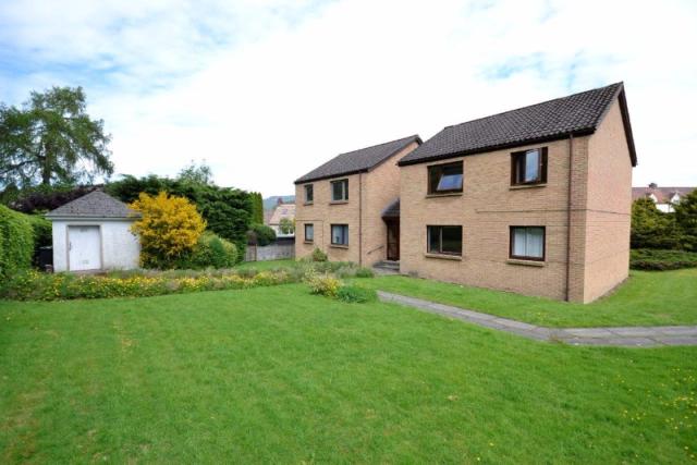 Thumbnail Flat to rent in Kingsmuir Court, Peebles, Borders, 9Bj