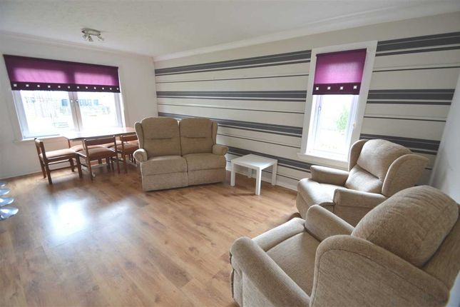 Lounge of Arranview Street, Chapelhall, Airdrie ML6