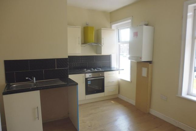 Thumbnail Flat to rent in Milkstone Road, Deeplish