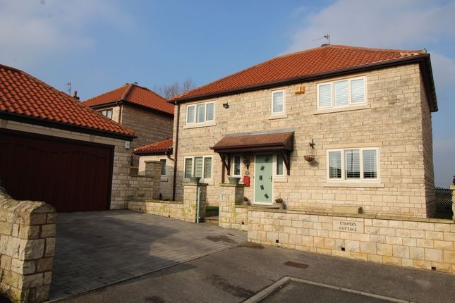 Thumbnail Detached house for sale in Grove Court, Marr, Doncaster