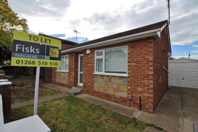 Thumbnail Detached bungalow to rent in Florence Road, Canvey Island