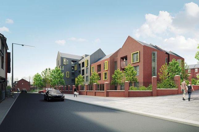 1 bed flat for sale in Salisbury Street, Liverpool